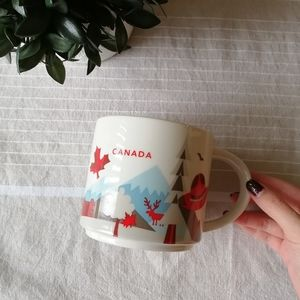 Starbucks YOU ARE HERE collection Canada m…